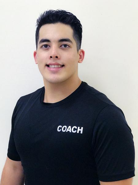 Coach Louie